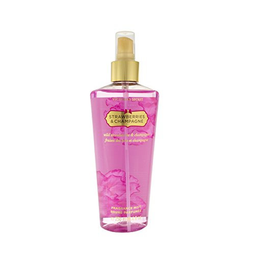 Victoria's Secret discount duty free Victorias Secret Strawberries and Champagne Body Mist 250ml