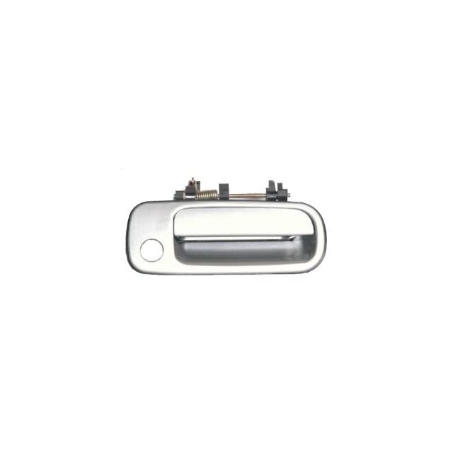 Motorking 6921032091C1 92 96 Toyota Camry Silver 176 Replacement Passenger Side Outside Door Handle 92 93 94 95 96