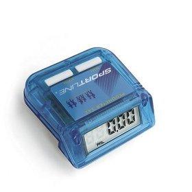 Sportline walking advantage 342 distance pedometer measures.