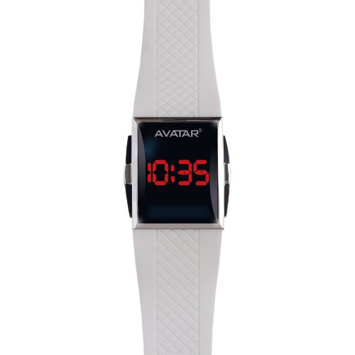 Zoppini-Avatar-MLG 033-White Rubber Watch