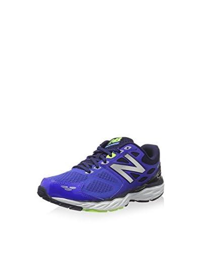New Balance Sneaker M680 Lp3 [Blu]