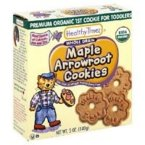 Healthy Times Wheat and Dairy Free Maple Arrowroot Cookies