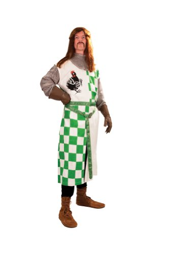 Monty Python and the Holy Grail: Sir Robin Costume (S/M) - Halloween Costumes