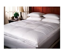Luxury Down-Top Featherbed - Goose Fill - Twin XL