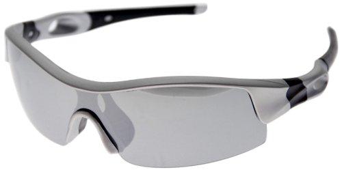 VAXPOT(バックスポット) サングラス 偏光レンズ SILVER【LENS:SILVER MIRROR】 EG-3990