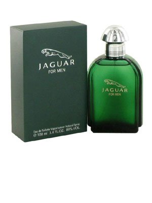 Jaguar Profumo Uomo di Jaguar - 100 ml Eau de Toilette Spray