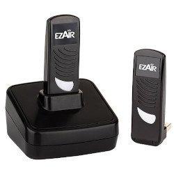 クイックサンプロダクツ ワイヤレスPCオーディオアダプター EZR601PCA