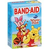 Band-Aid 20 Count Adhesive Bandages - Disney's Winnie the Pooh and Friends (Pack of 6)