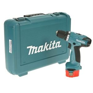 Makita 6271DWPE3 12V Drill / Driver with 3x1.3 Ah Ni-Cad Batteries
