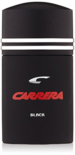 Carrera Black, Eau de Toilette da uomo, 50 ml