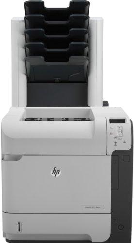 HP LaserJet Enterprise 600 M601m Drucker (USB 2.0, 1.200x1.200 dpi, Duplex) (ML) grau/schwarz
