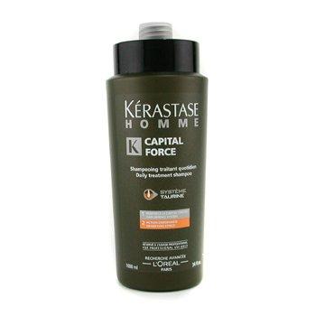 Homme Capital Force Daily Treatment Shampoo (