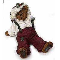 BOYDS COLLECTION ~ NICKLEBY SANTABEAR DEC 26 #228418 by BOYDS BEARS RESIN (Boyds Resin Figures compare prices)