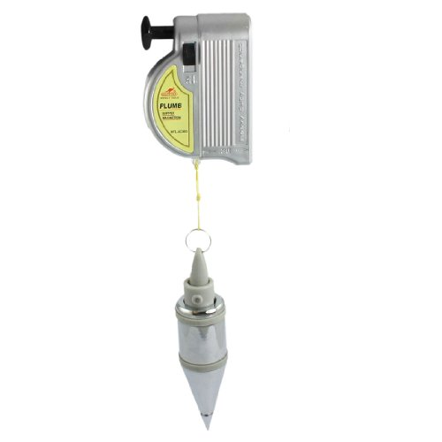 Amico Magnetic 300g Plumb Bob Setter Leveling Test Device 3 Meters