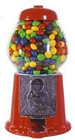 Junior Carousel Gumball Machine Bank 12