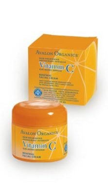 Avalon Organics Vitamin C Renewal Facial Creme, 2 oz