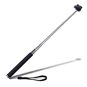 DBPOWER Extendable Handheld Telescopic Monopod for Gopro HD Hero 1/2/3/4/SJ4000/5000/5000plus