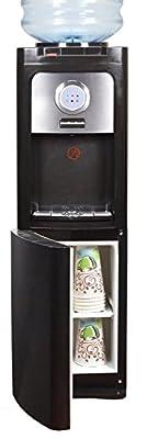 Hamilton Beach TL-5-5A Top Loading Water Dispenser, Hot and Cold Temperatures, Black
