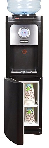 Hamilton Beach Top Loading Water Dispenser, Black (Water Dispenser With Refrigerator compare prices)