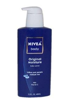 Nivea Original Moisture Daily Lotion With Vitamin E 13.5 Oz
