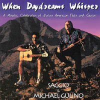 When Daydreams Whisper: A Melodic Celebration of Native American Flute and Guitar