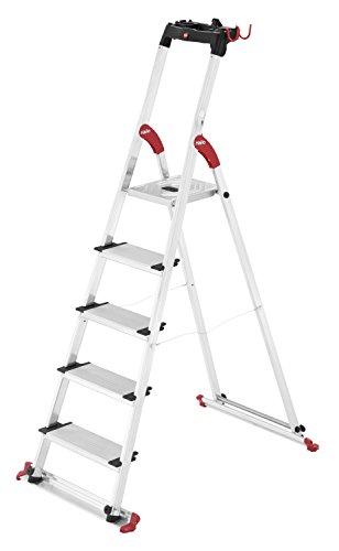 hailo-xxl-gardenhome-mit-easyclix-breiten-stufen-und-wiesenbodenleiste-4-6-stufen