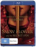 Snow Flower and the Secret Fan Blu-ray