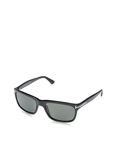 Tom Ford Women's TF0337 Sunglasses, Shiny Black