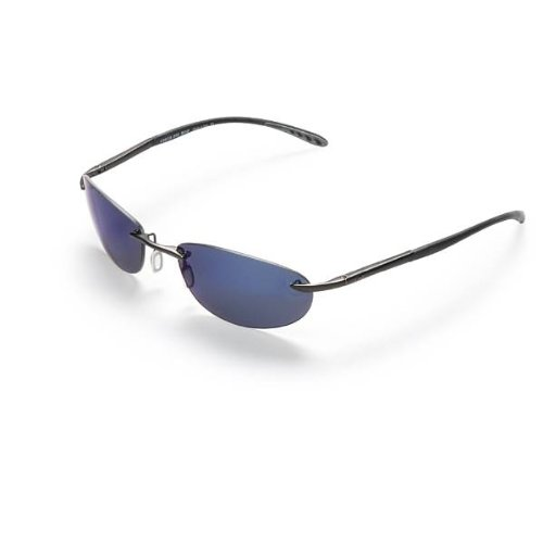 afb52bc352b78 Costa Del Mar Lash Polarized Sunglasses - Costa 400 Polycarbonate Lens  Gunmetal Blue Mirror
