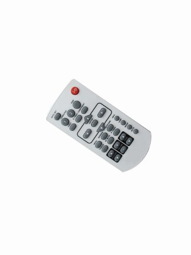 Universal Remote Replacement Control Fit For Panasonic Pt-F100Nt Pt-L780E Pt-L780U 3Lcd Projector