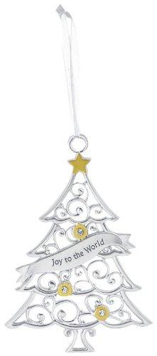 Joyous Wishes Christmas Tree Ornament – Joy to the World