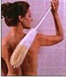 Fuller Brush Foot & Body Brush