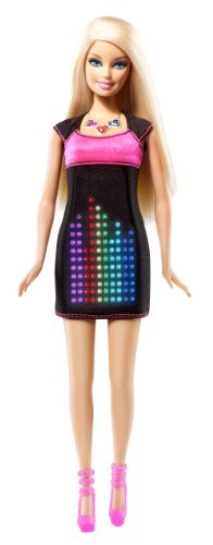 Cheap Barbie Digital Dress Doll Toy/Game/Play Child/Kid/Children