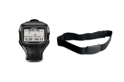 Garmin Forerunner 910XT GPS Watch with Premium Heart Rate Monitor