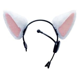 【猫耳カチューシャ necomimi 脳波で動く】yk
