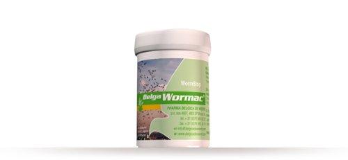 Cheap Belgica de Weerd Belgawormac 60 gr. Dewormer powder. For Pigeons, Birds & Poultry (B008UTRJD4)