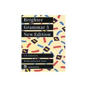 Buy Brighter Grammar 3 Book Online at Low Prices in India