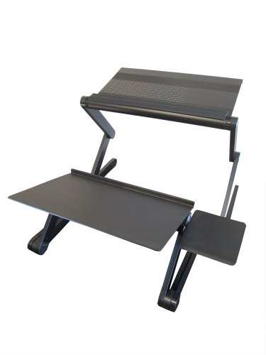 Uncaged Ergonomics Ergonomic Under Desk Keyboard Tray With