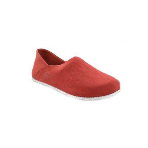OTZ Shoes Unisex OTZ300GMS Linen Slip-On, Bossa Nova, 36 EU (6 M US Women)