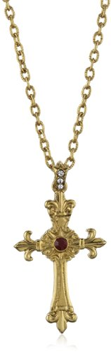 The Vatican Library Collection Blessed Flower Of The Lily Necklace