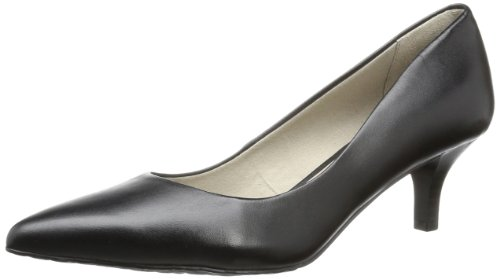 Rockport HECIA PUMP Pumps Womens Black Schwarz (BLACK SMOOTH) Size: 36.5
