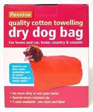 Artikelbild: Dri Dogs Dry Dog Towel Bag Size 4