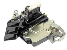 bmw e38 e39 door lock latch mechanism rt fr oem new automotive. Black Bedroom Furniture Sets. Home Design Ideas