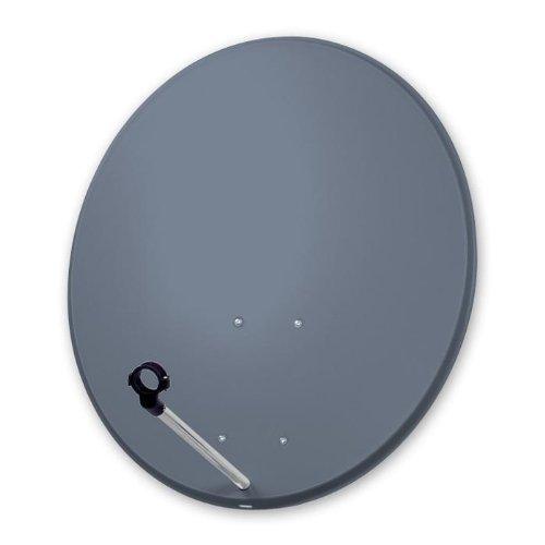 asci ofs 801 e satellitensch ssel graphit 85cm. Black Bedroom Furniture Sets. Home Design Ideas