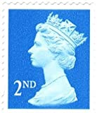 Royal Mail Second Class Small Stamps 3x12packs