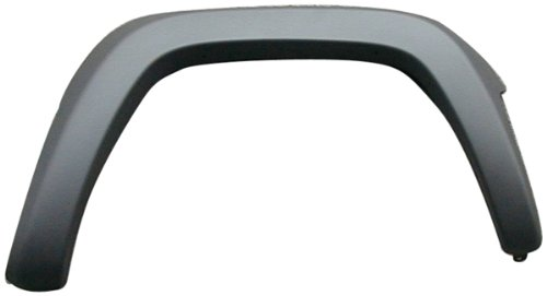 OE Replacement Jeep Liberty Front Driver Side Fender Flare (Partslink Number CH1268103) (Fender Flare Jeep Liberty compare prices)