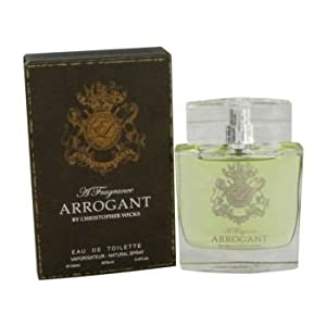 Arrogant by English Laundry for Men Eau De Toilette Spray 3.4 oz