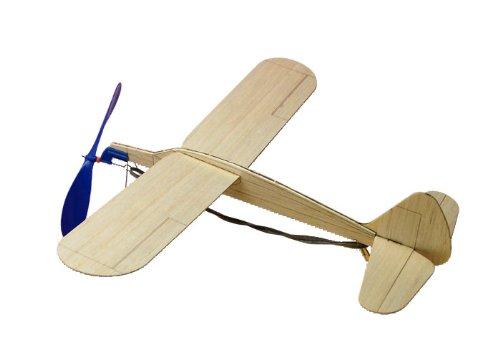 balsa-flugzeug-serie-bp-04-gummimotor-flugzeug-ranger-japan-import-das-paket-und-das-handbuch-werden
