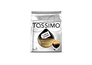 Carte Noir Expresso, 16 Count T-Discs for Tassimo Brewers