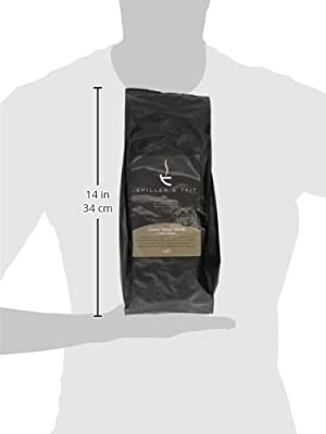 Spiller & Tait Classic Italian Blend - Strong Coffee Beans 1kg Bag - Top Speciality Coffee Roasted in the UK - Espresso Blend for All Coffee Machines - Premium Quality Arabica Beans with a Splash of Robusta Beans for Caffeine Strength from Spiller & Tait